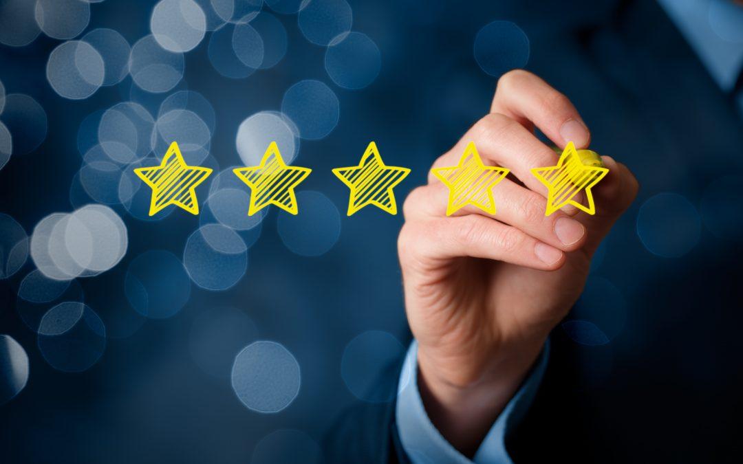 FSC Executive Search obtient 5 étoiles dans le classement des Echos